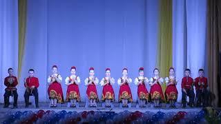 """Барыня-ансамбль шумовых инструментов""""Сувенир"""" г.Брянск (группа 2-го года обучения 8 лет)"""