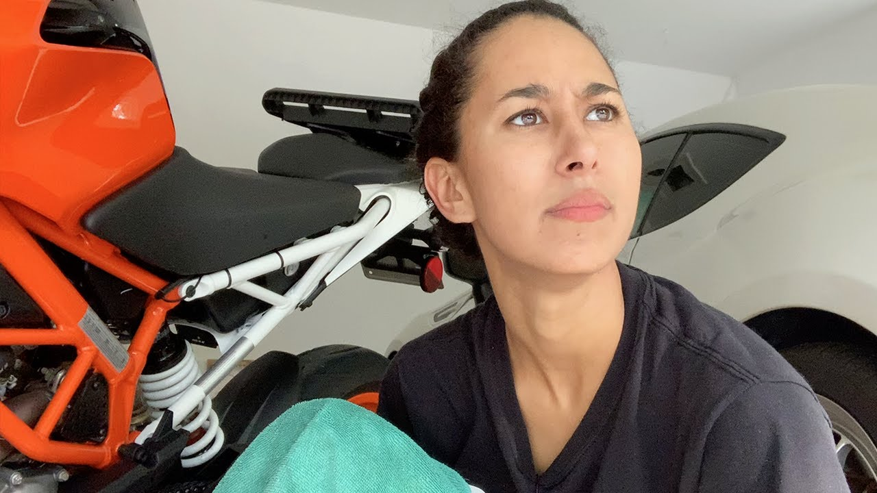 """Is it offensive to be labeled as a """"female"""" rider?"""