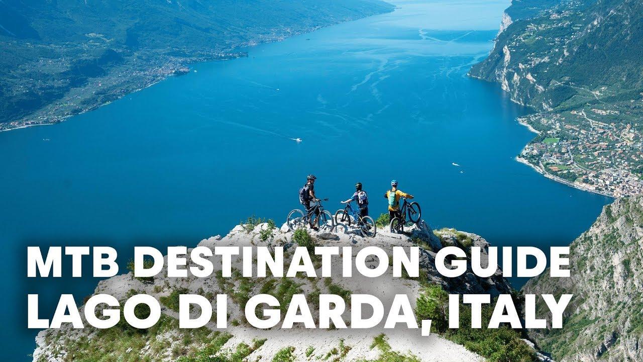 Mountain Biking At Italy S Lake Garda Mtb Destinations