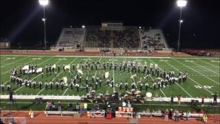 MHS Halftime Performance Dedicated to Finley Volkman