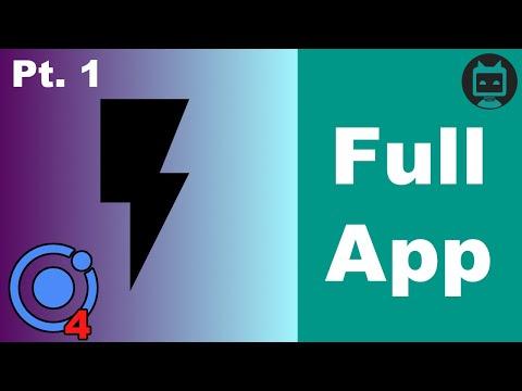 Ionic 4 Full App Tutorial (Part 1) - Crit List thumbnail