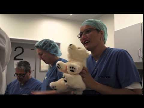 Børn i bedøvelse på Bornholms Hospital