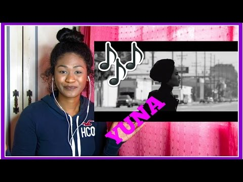 Yuna-Places To Go   Reaction