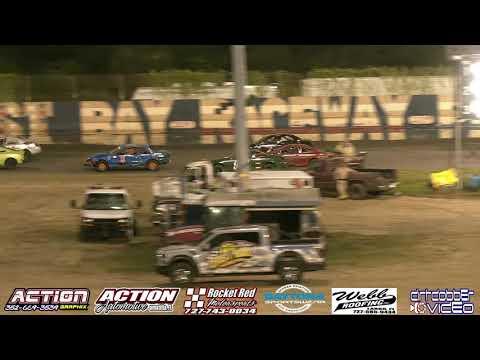 Gladiators Feature, East Bay Raceway Park, 9/7/19
