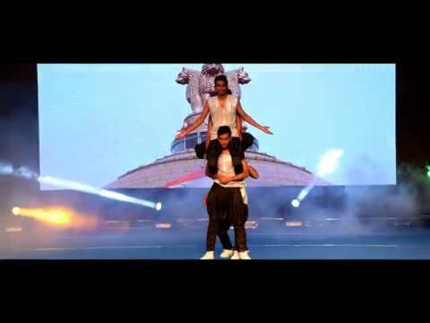 Vande Mataram Dance Performance By Rising Stars | ABCD2 | Unity Theme | Aniket G Choreography