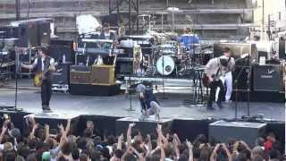 "The All-American Rejects ""Top of the world"" @Nimes 17/07/12"
