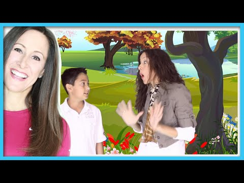 Walking One Day Children's Song  | Jump, Run, Dance, Play! | Bear Song | Patty Shukla