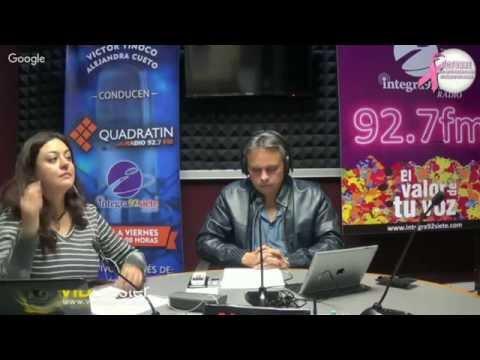 Quadratín Radio 19 Octubre 2015