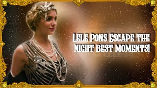 Lele Pons | Escape the Night Best Moments