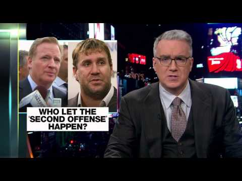 Keith Olbermann Calls On NFL Commissioner To Resign Over Ray Rice Punishment Fiasco (VIDEO)
