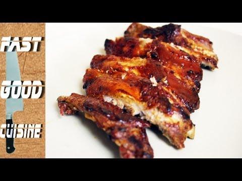 recette-facile-:-ribs-façon-buffalo-grill-|-fastgoodcuisine