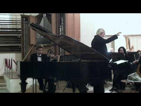 S. Rachmaninov. Piano Concerto No.2 In С Minor, Op.18 - Vitaly Petrov, Igor Ponomarenko