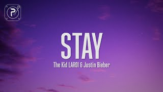 The Kid laroi, Justin Bieber - Stay (Lyrics)