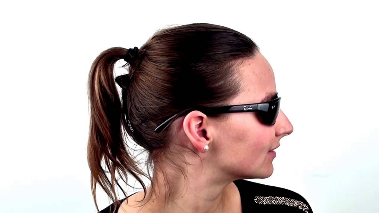 bd57ada266 Ray-Ban RB4115 606 71 Sunglasses - VisionDirect Reviews - YouTube