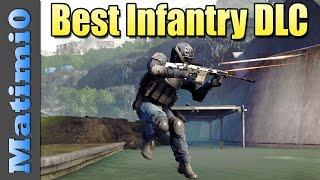 Best Infantry Focused DLC - Dragon