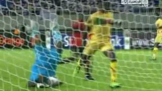Mozambique vs benin goalkeeper fail