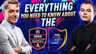 $100,000 Prize Pot, New Format & Everything You Need To Know About The FIFA eClub World Cup!
