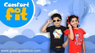 B Strong Collection by Chhota Bheem | New Arrival in Kids Apparels