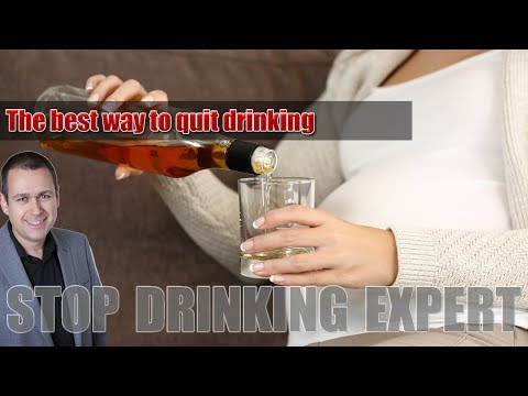 The absolute best way to quit drinking and beat alcoholism