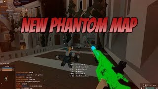 Roblox Phantom Forces Map Review Ruins! New Map In phantom Forces Ruins!