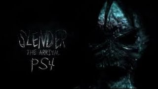 ChrisHCollier plays Slender The Arrival (w/ commentary)