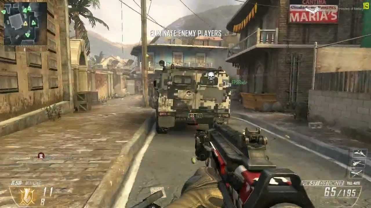 How Games Look And Play On Super Low Graphics Black Ops