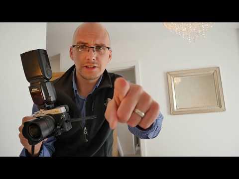 Real estate Photoshoot walk through