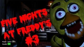 Five Nights At Freddy's - Я ПЫТАЛСЯ ;(((( #3