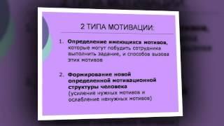 Презентация на тему Мотивация персонала(, 2014-09-13T13:48:40.000Z)