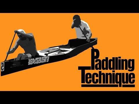Paddling Technique