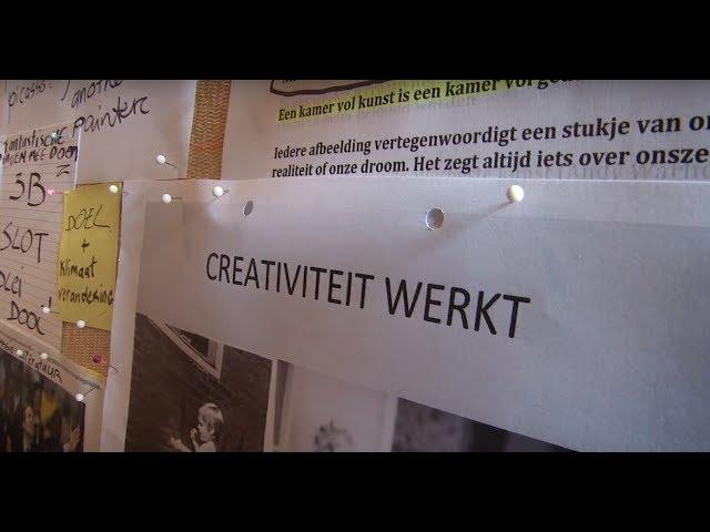 Creativiteit Werkt - lezing Judith Osborn