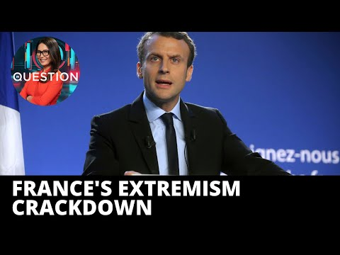 France to crackdown on 'Islamist extremism'