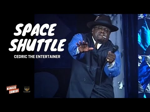 "Cedric The Entertainer ""Space Shuttle"" ""Kings of Comedy"""