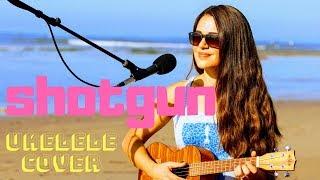 Shotgun Ukelele Cover - George Ezra | Camille van Niekerk