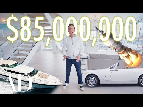 Must See Popular Videos | Plugged In - $85 Million Penthouse That Comes With 2 Tickets To Space