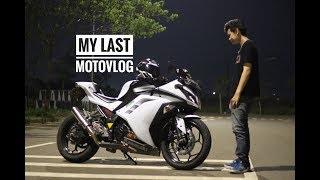 MOTOVLOG TERAKHIR :(