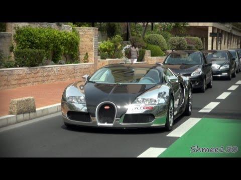Monte Carlo Supercars: Veyron Pur Sang, 599 GTO, Mansory Siracusa, Hamann SLS & more!