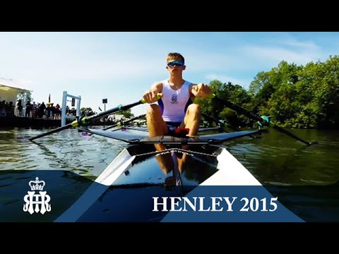 Incredible GoPro Rowing from Henley 2015