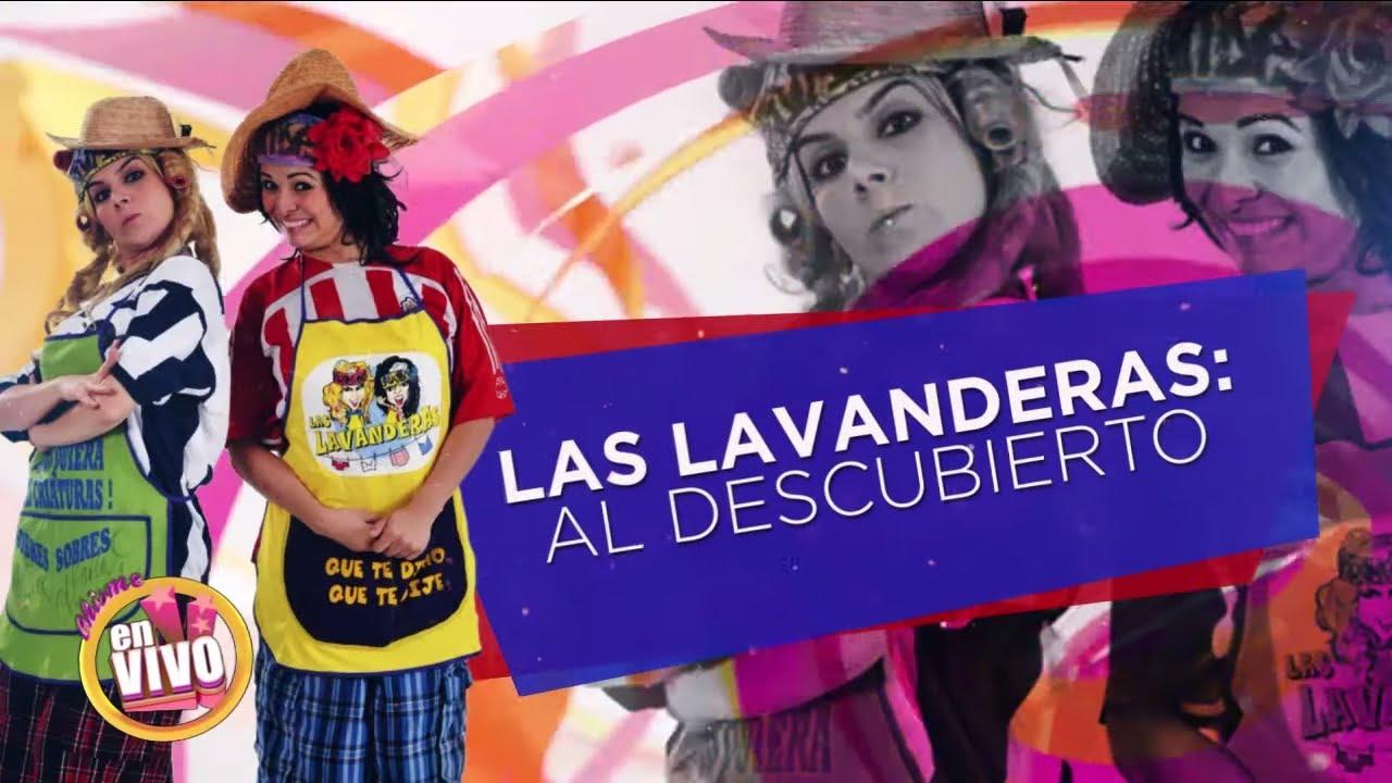 Promotor de LAS LAVANDERAS revela la relación laboral de AMERICO con ellas | Chisme En Vivo