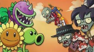 Игра как Мультик РАСТЕНИЯ против ЗОМБИ    Прохождение Plants vs Zombies  Серия 8