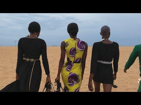 Lomé, nouvelle capitale de la mode en Afrique