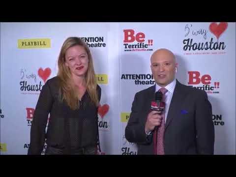 Broadway Love Houston: Interviews