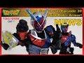 SO DO Zi O Build Rider Armor!   Shodo Showdown Episode 30   Toku Week Day 1!