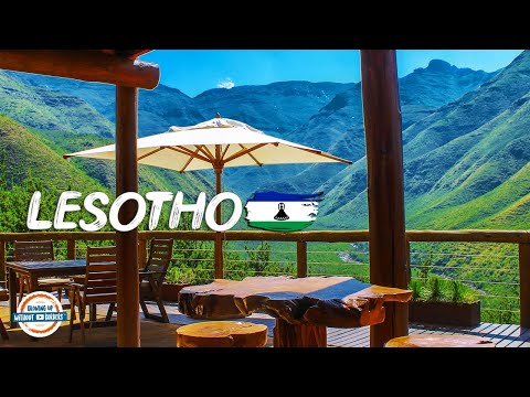 Discover Lesotho the Mountain Kingdom of Africa | 90+ Countr