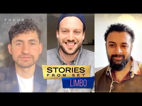 Stories from Set with Ben Sharrock, Amir El-Masry, and Vikash Bhai  | LIMBO | Episode 10