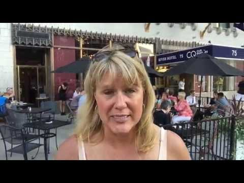Patti Honacki reviews Bela Bacinos Pizza in Chicago, Illinois  video for 6-19-16