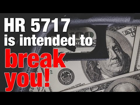 What will HR 5717 cost you?