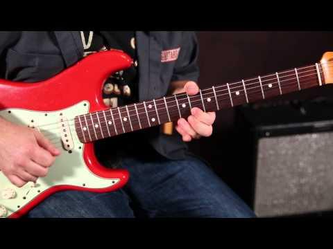 Guitar Solo Techniques - Raking String Muting - Marty Schwartz of GuitarJamz