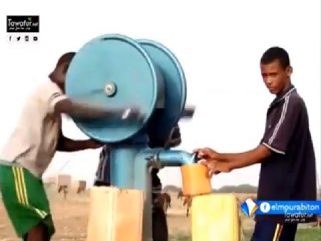وسائل تقليدية للحصول على مياه الشرب بعدد من القرى الموريتانية - تقرير قناة المرابطون