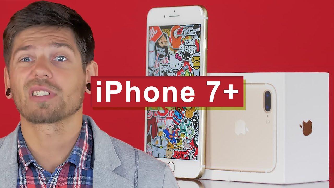 iPhone 7 Plus – обзор и мнение